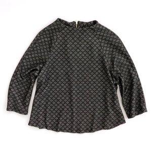 W5 Anthro Women's Patterned Shirt Size Medium